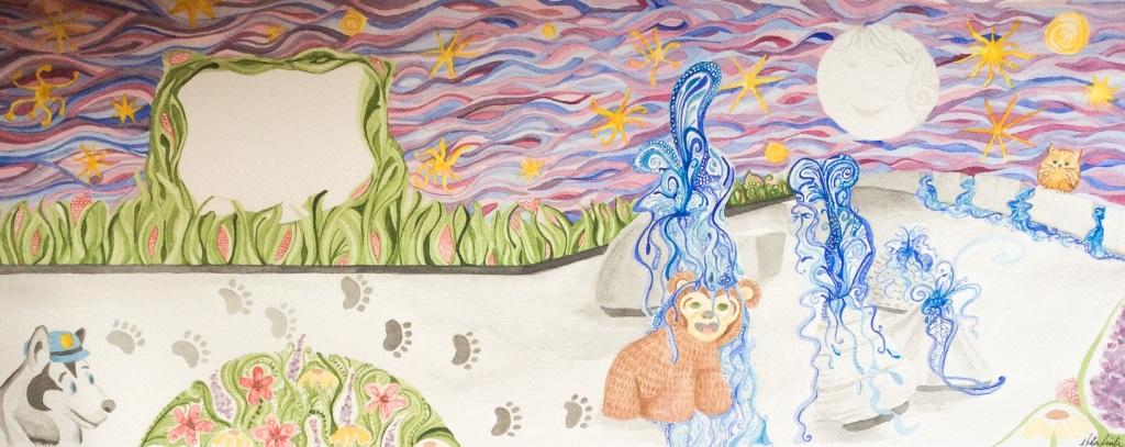 2010: Bear in Sprinkle Park copyright Marika Reinke