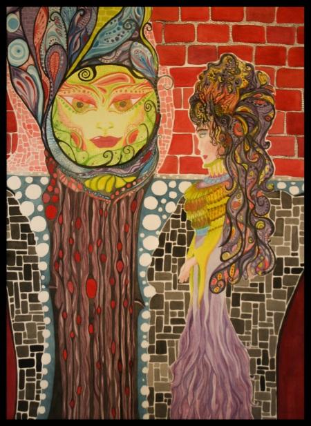 2011: Fabulous Vanity copyright Marika Reinke