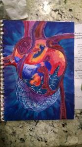 Follow Your Heart Sketch