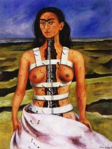 Frida The Broken Column