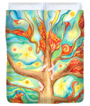 magic tree duvet