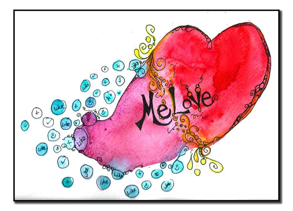 Me Love (c) Marika Reinke 2015