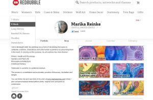 Redbubble Store