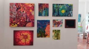 Sage Brush Studio Art Installation 2016 Marika Reinke